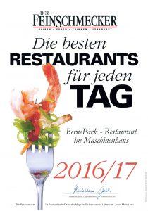 BernePark Feinschmecker 2016/2017