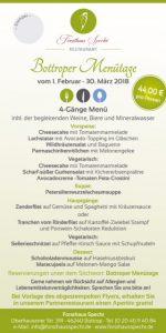 Flyer Menütage Forsthaus Specht+Bernepark2